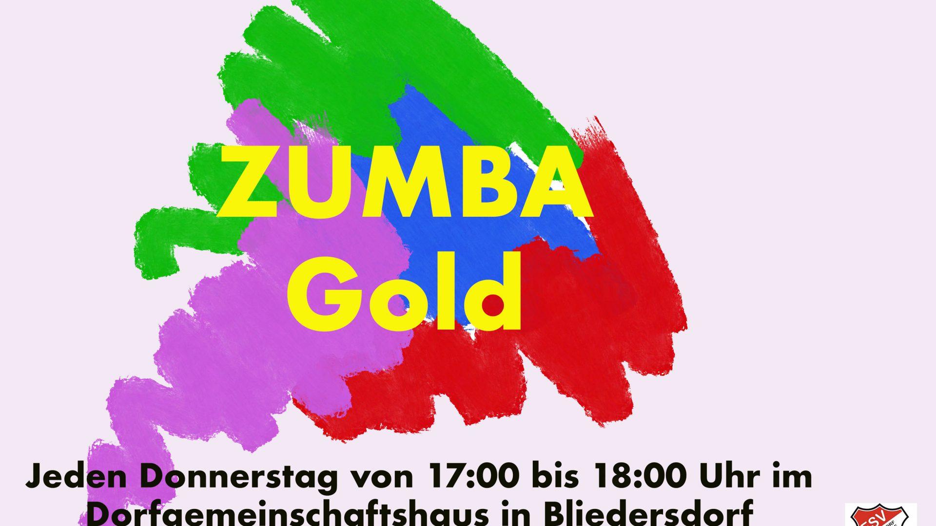 Zumba Gold beim FSV