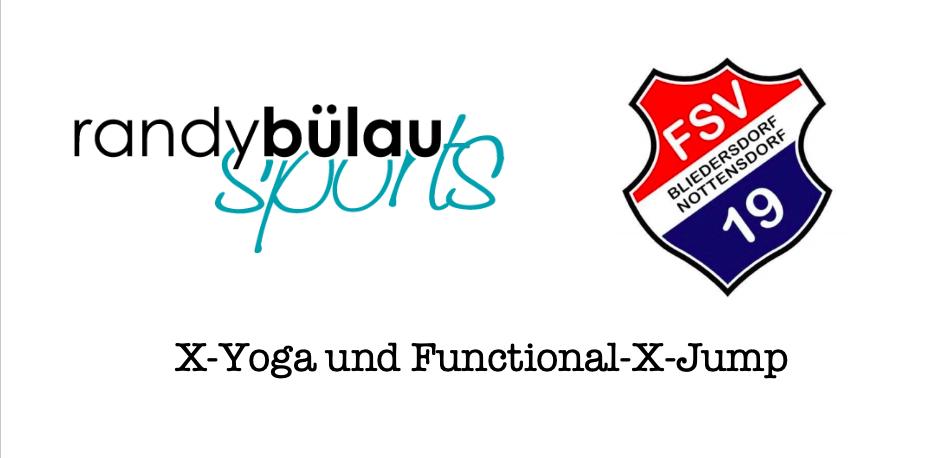 Kooperation randybülau sports FSV